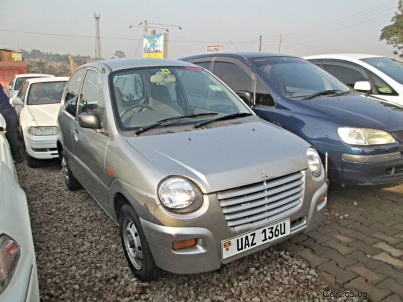 Pre-owned Mitsubishi Minica for sale in