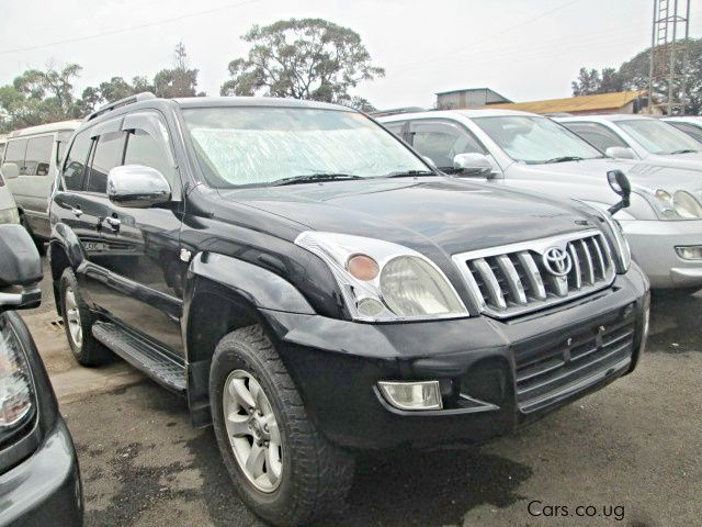 Pre-owned Toyota Landcruiser TX for sale in