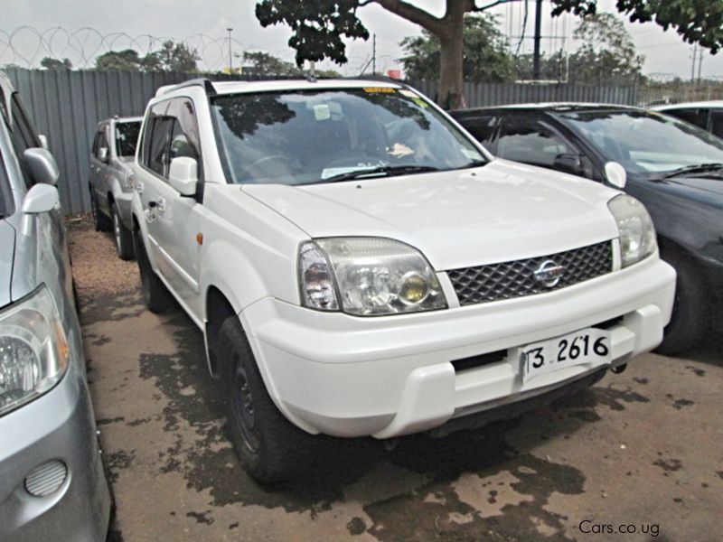 Pre-owned Nissan X-Trail for sale in