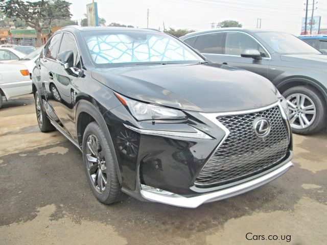 Pre-owned Lexus NX200T for sale in