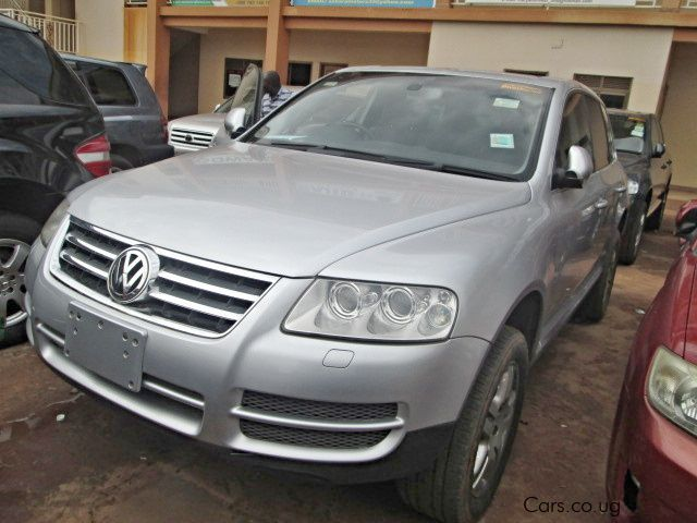 Pre-owned Volkswagen Touareg for sale in