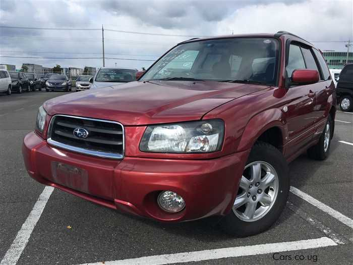 Pre-owned Subaru Forester x20 for sale in