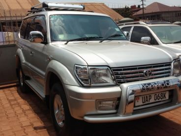 Pre-owned Toyota Land Crusier TX Prado for sale in