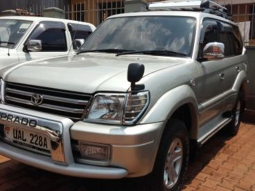 Pre-owned Toyota Toyota Land Crusier TX Diesel 1KZ for sale in