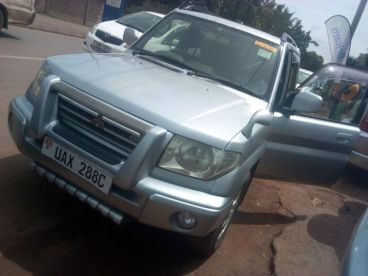 Pre-owned Mitsubishi Pajero GDI  for sale in