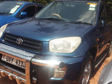 Pre-owned Toyota Rav4 New shape for sale in