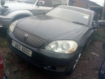 Pre-owned Toyota Mark II Grande for sale in
