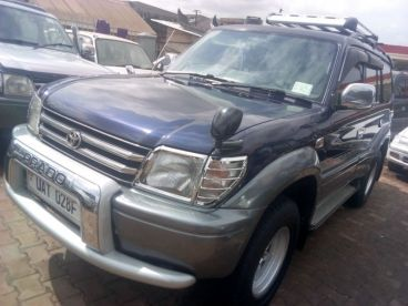 Pre-owned Toyota Land cruiser TX Prado for sale in