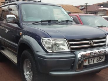 Pre-owned Toyota Prado TX for sale in