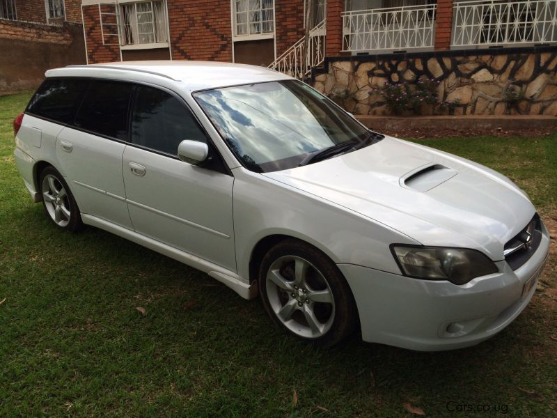 Pre-owned Subaru Legacy for sale in