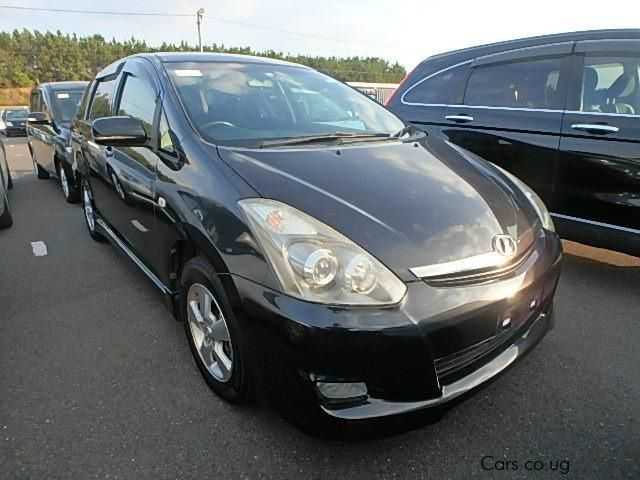 Pre-owned Toyota Wish for sale in