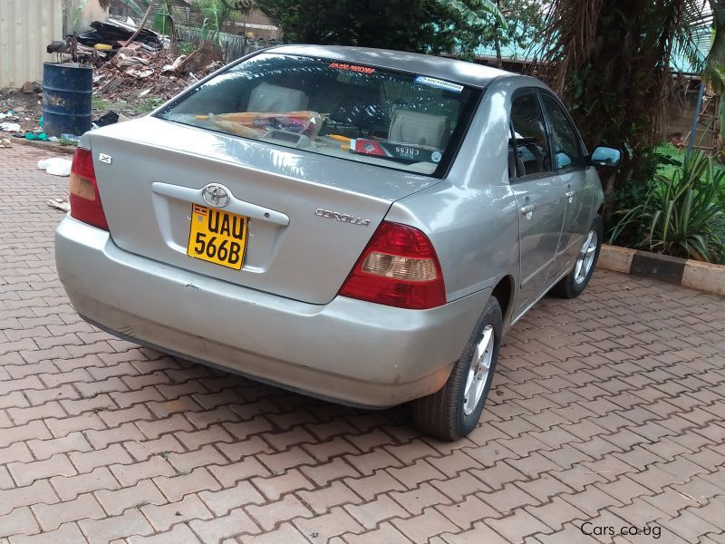 Pre-owned Toyota Corolla x for sale in Kampala
