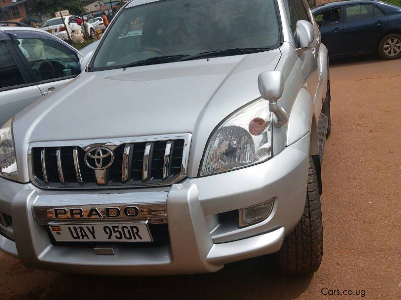 Pre-owned Toyota TX Prado for sale in
