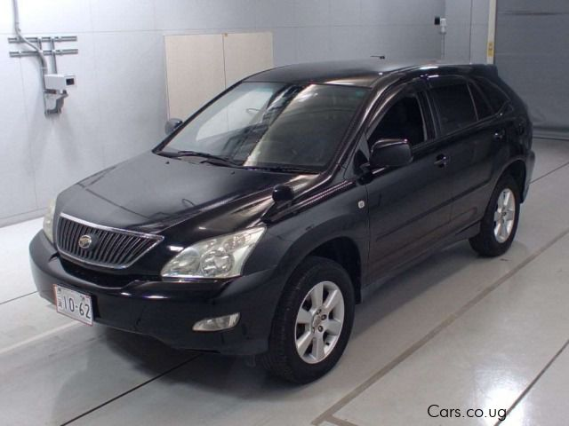 Pre-owned Toyota HARRIER 240G for sale in