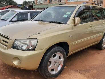Pre-owned Toyota Kaluger for sale in