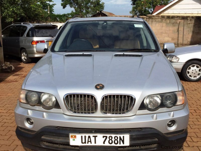 Pre-owned BMW X5 for sale in Lukuli