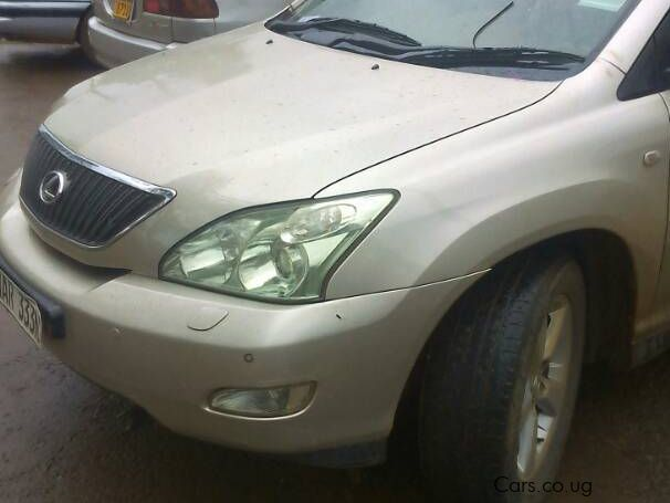 Pre-owned Toyota Harrier (Lexus RX) for sale in