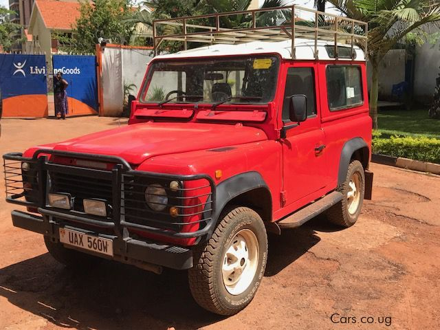Pre-owned Land Rover Defender for sale in Lukuli