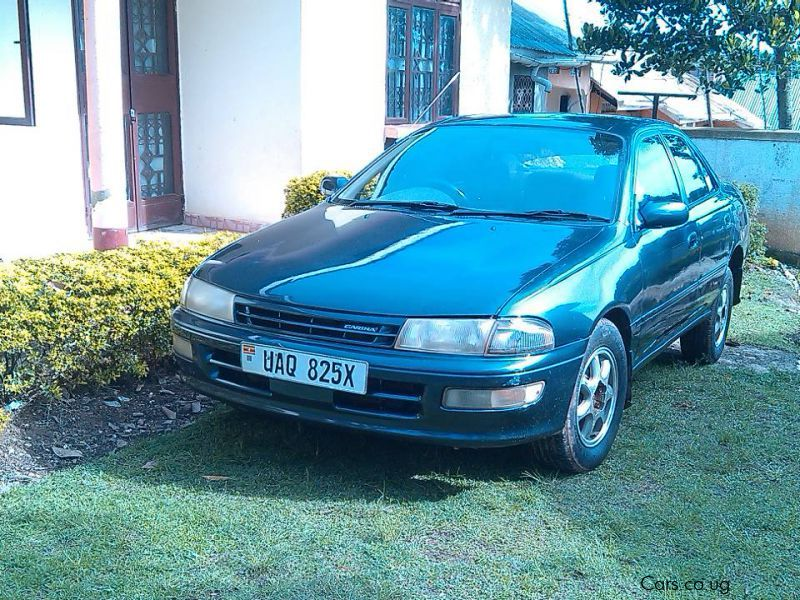 Pre-owned Toyota Carina ST190 for sale in
