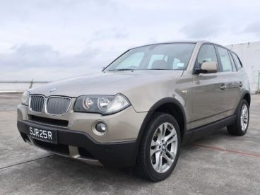 Pre-owned BMW X3 2.5 SI for sale in
