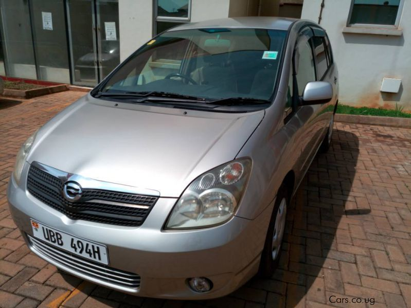 Pre-owned Toyota SPACIO NZE for sale in