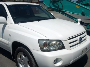 Pre-owned Toyota Klugar for sale in