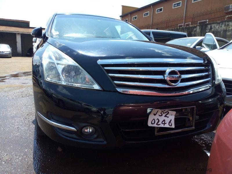 Pre-owned Nissan Teana 250XL for sale in