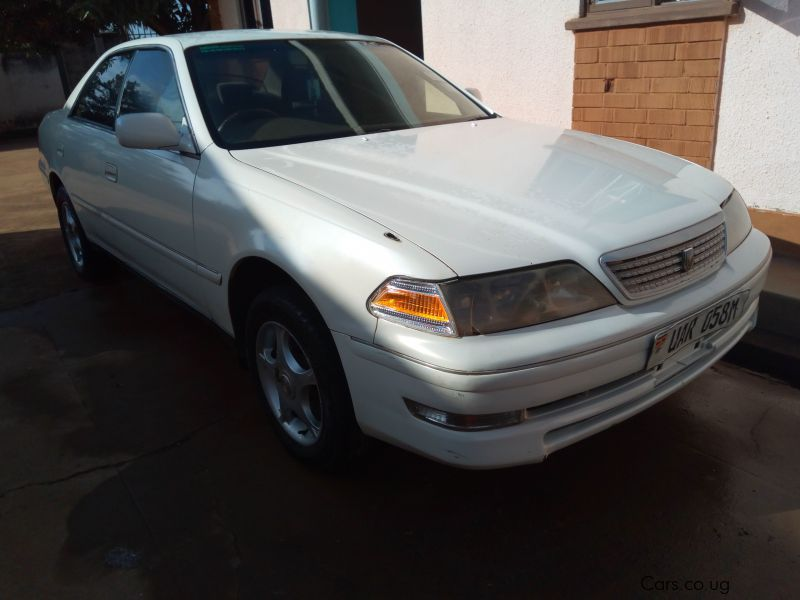 Pre-owned Toyota Mark II Super for sale in