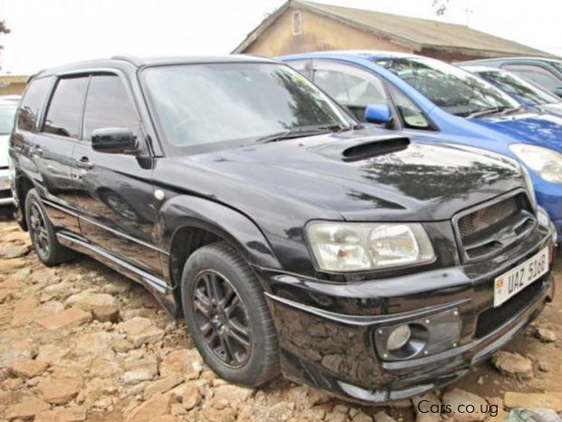 Pre-owned Subaru Forester (Cross Sport)  for sale in
