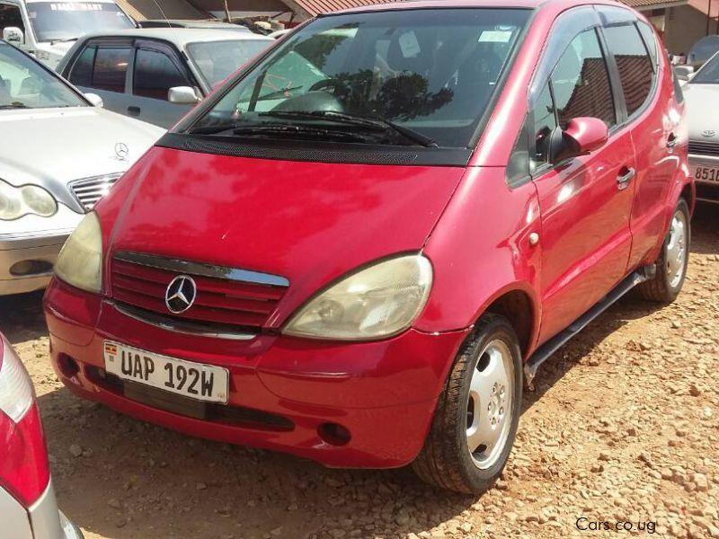 Pre-owned Mercedes-Benz A160 for sale in