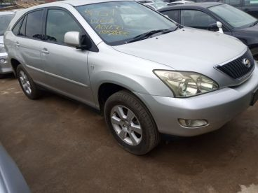 Pre-owned Toyota Harrier Kawunda @ 40m on UBF for sale in
