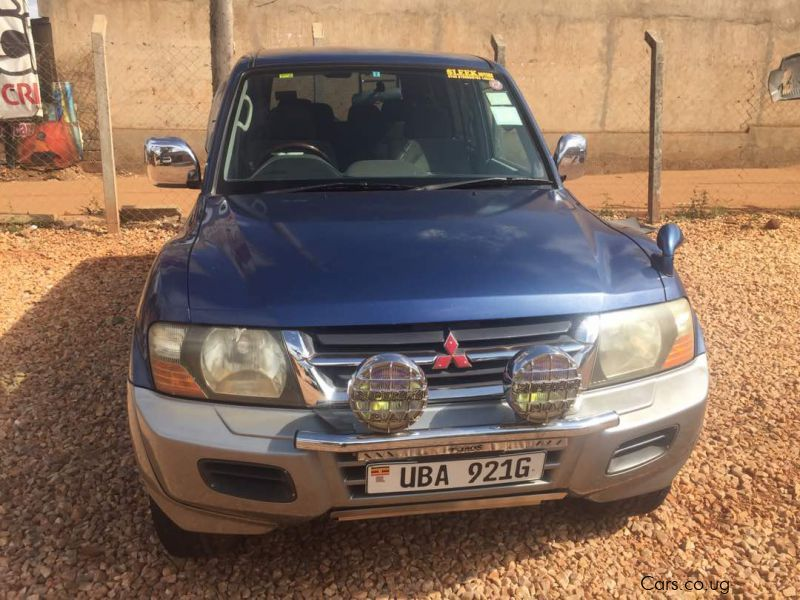 Pre-owned Mitsubishi Pajero DIESEL for sale in