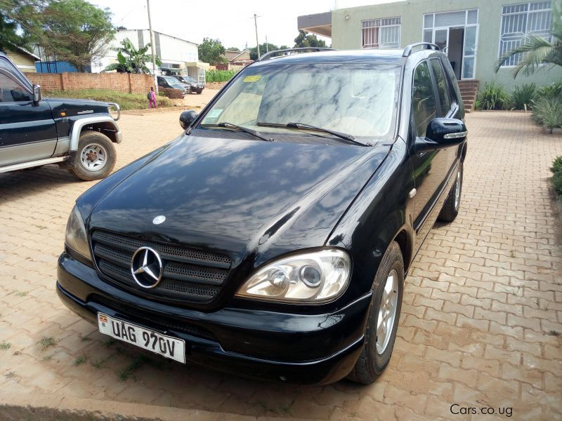 Pre-owned Mercedes-Benz ML 350 W163 for sale in
