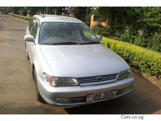 Used Toyota Corolla G Touring for sale in Kampala