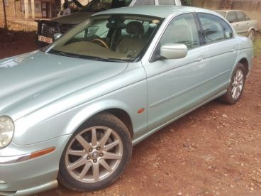 Pre-owned Jaguar S type for sale in