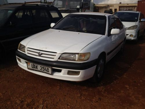 Used Toyota Premio for sale in Kampala