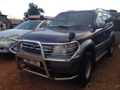 Used Toyota Landcruiser TX for sale in Kampala