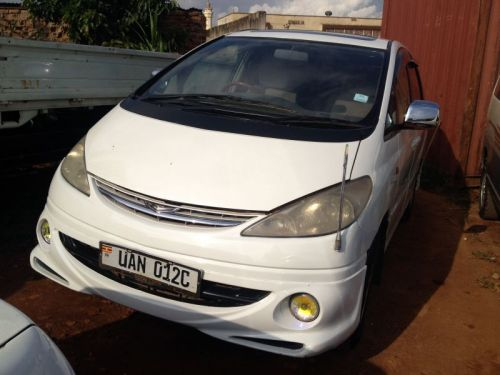 Used Toyota Estima for sale in Kampala
