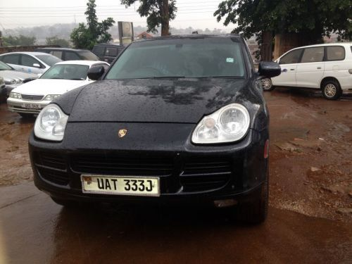Used Porsche Cayenne for sale in Kampala