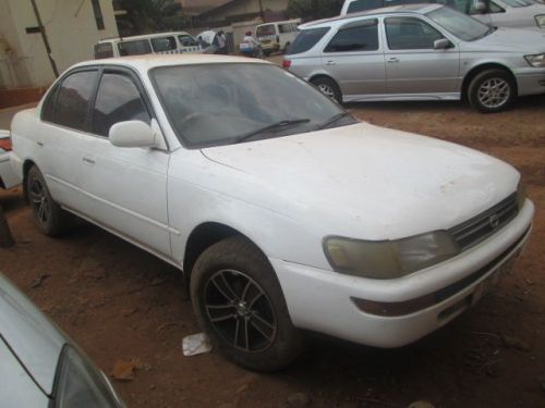 Used Toyota Corolla for sale in Kampala
