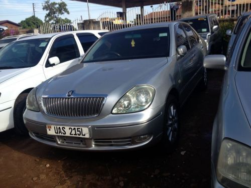 Used Toyota Brevis for sale in Kampala