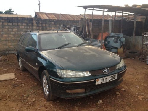 Used Peugeot 406 for sale in Kampala