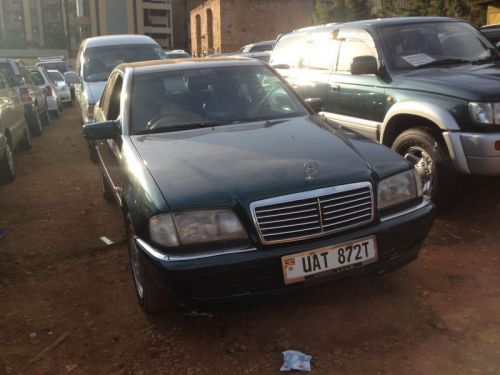 Used Mercedes-Benz C240 for sale in Kampala
