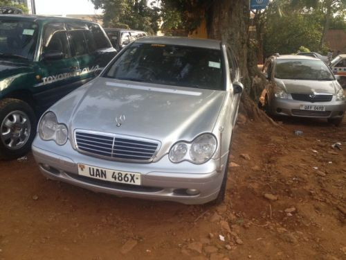 Used Mercedes-Benz C200 Kompressor for sale in Kampala
