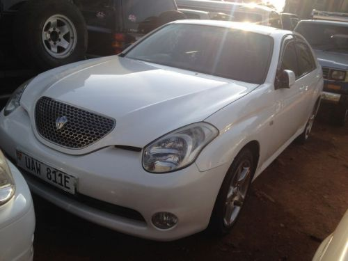 Used Toyota Verossa for sale in Kampala