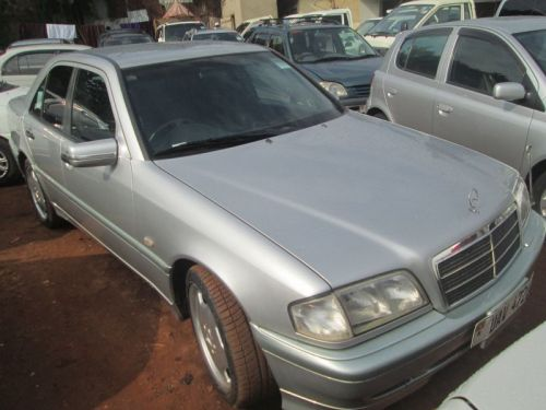 Used Mercedes-Benz C230 for sale in Kampala