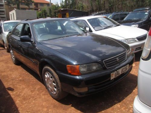 Used Toyota Tourer for sale in Kampala