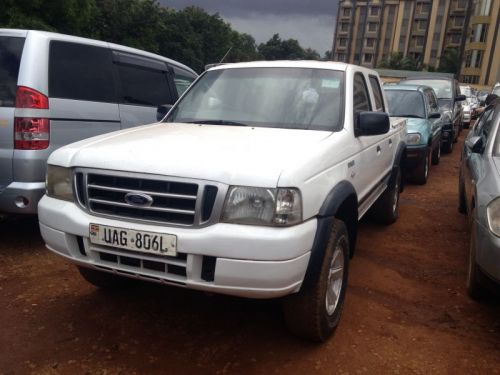 Used Ford Ranger for sale in Kampala