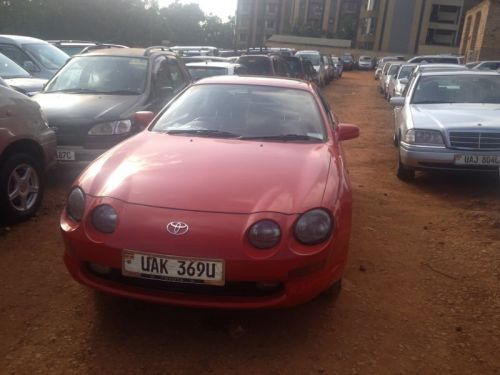 Used Toyota Celica for sale in Kampala
