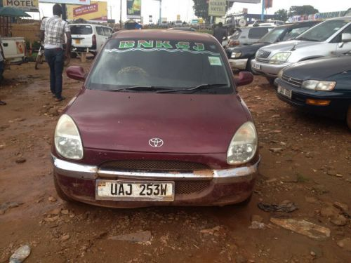 Used Toyota Duet for sale in Kampala